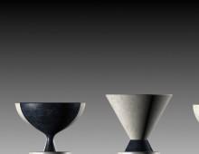 Versilia | marble vases