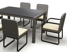John Lewis | Milano outdoor set